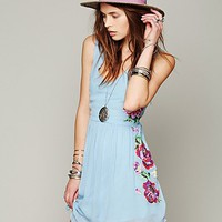 Free People Free People Falling Flowers Dress