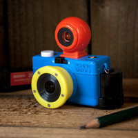 Lomography Fisheye Baby 110 (Bauhaus Edition) at Firebox.com