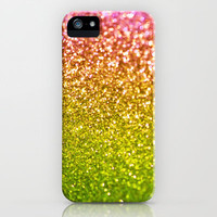 Cosmic Crush iPhone & iPod Case by Lisa Argyropoulos