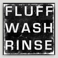 Fluff, Wash, Rinse - World Market