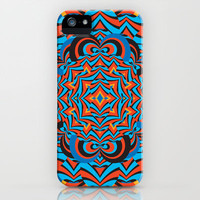 Mix #108 iPhone & iPod Case by Ornaart