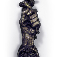 Hand of Glory Candlestick Holder