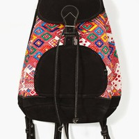 Flores Backpack - Huipil