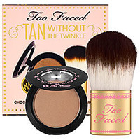 Too Faced Tan Without The Twinkle: Bronzer | Sephora