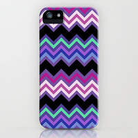 Chevron iPhone & iPod Case by Ornaart
