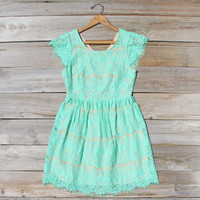 Misty Lace Dress, Sweet Women's Summer Dresses