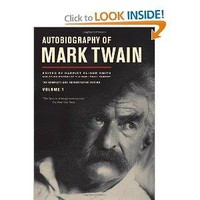 Autobiography of Mark Twain, Vol. 1 [Hardcover]