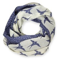 Amazon.com: Pistil Designs Women's Avery Scarf, Navy, One Size: Sports & Outdoors