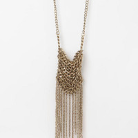 Urban Outfitters - Chain Pouch Necklace