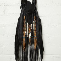 Free People Equinox Beaded Crossbody
