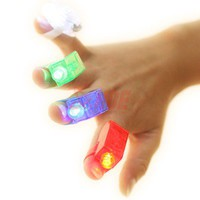 INFMETRY:: Laser Finger light Beams Ring - Funny - Toys