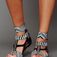 Jeffrey Campbell  Ivy Ankle Sandal at Free People Clothing Boutique