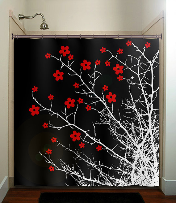 Floral branch flower cherry blossom tree from tablishedworks on