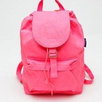 Backpack In Hot Pink