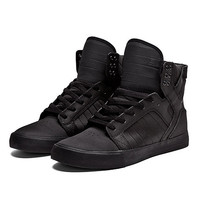 SUPRA SKYTOP | BLACK - BLACK | Official SUPRA Footwear Site
