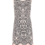 Sleeveless barnacle dress | Alexander McQueen | Matchesfashion...