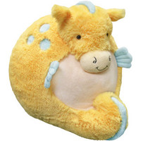 Squishable Seahorse: An Adorable Fuzzy Plush to Snurfle and Squeeze!