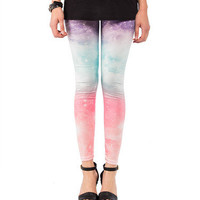 Cosmic Layered Leggings | 2020AVE