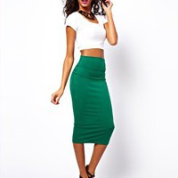 ASOS Wasp Pencil Skirt at asos.com