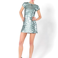 Nixie Minty Dress - LIMITED