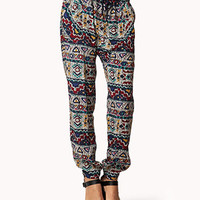 Tribal Print Harem Pants | FOREVER 21 - 2057171325
