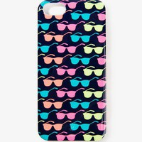 Retro Sunglasses Phone Case