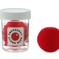 Emergency Clown Nose [GS-978-0399] - $5.00 - GSelect  - Gifts for Men. Unique, Cool Gift Ideas and Presents