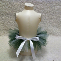 Sports Team Tutu for Infants by Dressupcastle on Etsy