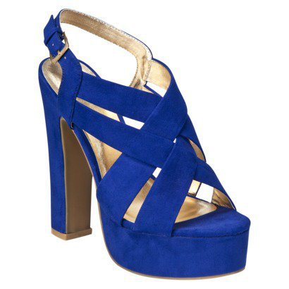 Women's Mossimo® Petene Heeled Sandal