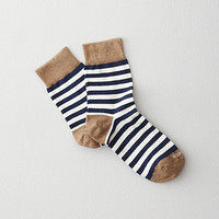 Abbey Stripe Socks