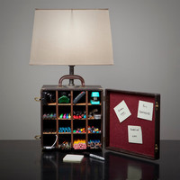 $250.00 A Box Lamp has your Storage &amp; Organization Needs by BlinkLab