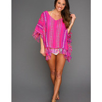 Billabong Still Dreamin' Poncho Cover-Up