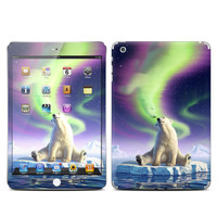 Apple iPad Mini Skin - Arctic Kiss by Jerry LoFaro