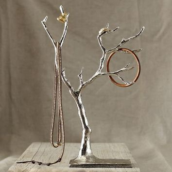 Cast Metal Jewelry Tree | west elm