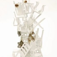 UrbanOutfitters.com &gt; Dollhouse Chairs Jewelry Stand