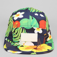 Urban Outfitters - WeSC Floral 5-Panel Hat
