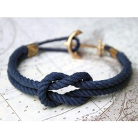 Cape Spencer Approaches Triton Knot Bracelet by Kiel James Patrick