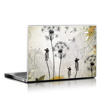 Laptop Skin - Little Dandelion by Iveta Abolina