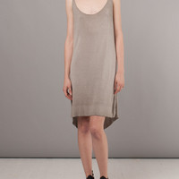 Frances May - Raquel Allegra Dark Wash Tank Dress