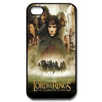 Amazon.com: Designyourown Case The Lord of Rings Iphone 4 4s Cases Hard Case Cover the Back and Corners SKUiPhone4-2985: Cell Phones & Accessories