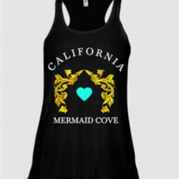 MERMAID COVE TANK TOP