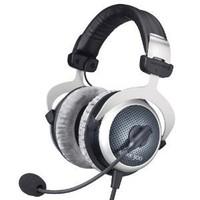 Beyerdynamic MMX 300 PC Gaming Premium Digital Headset with Microphone