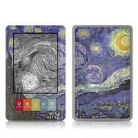 Nook Skin - Starry Night by Vincent van Gogh