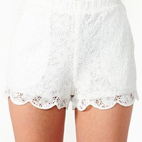 Hey Lover Lace Shorts