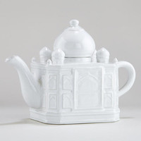 Taj Mahal Teapot 34 oz | World Market