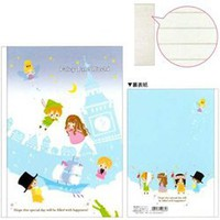 Kamio Fairy Tale World Peter Pan B5 Ruled Notebook