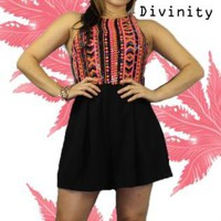 Divinity Playsuit