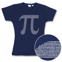 Pi by Numbers Babydoll