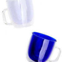 Double Wall Glass Mug | LEIF