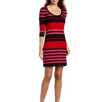 Calvin Klein Women's Scoop Sweater Dress